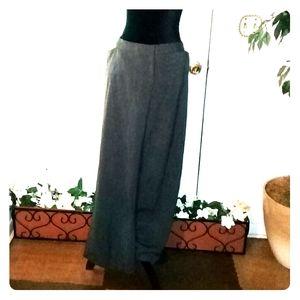 Worthington gray pants size 22W